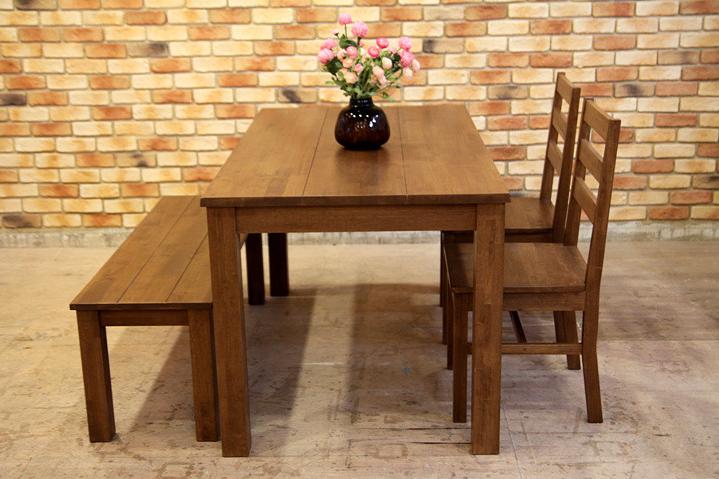 Model Meja Makan Kayu Jati Simpel - aneka model meja makan kayu jati minimalis modern