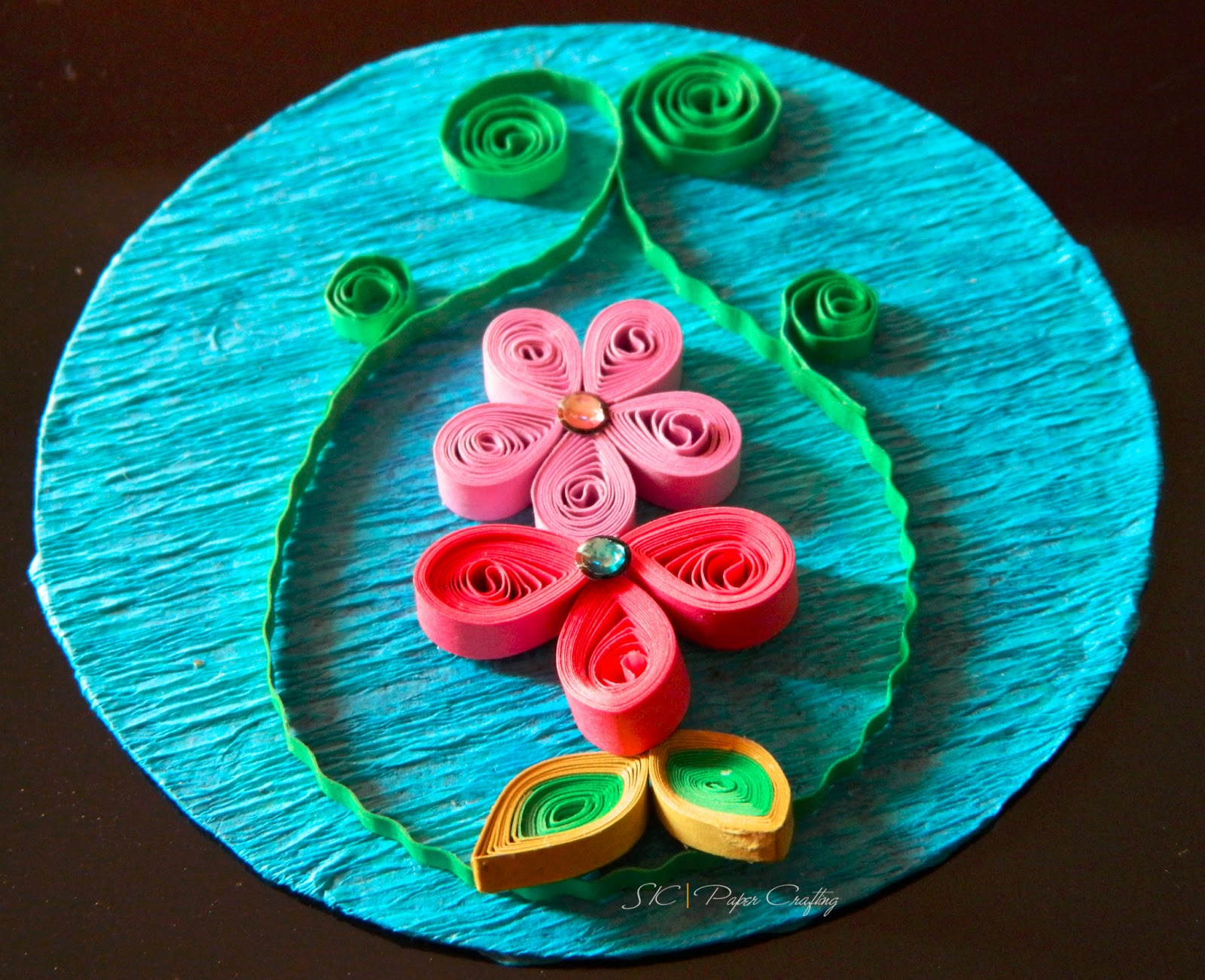 Random Design Creative Art Craft Work