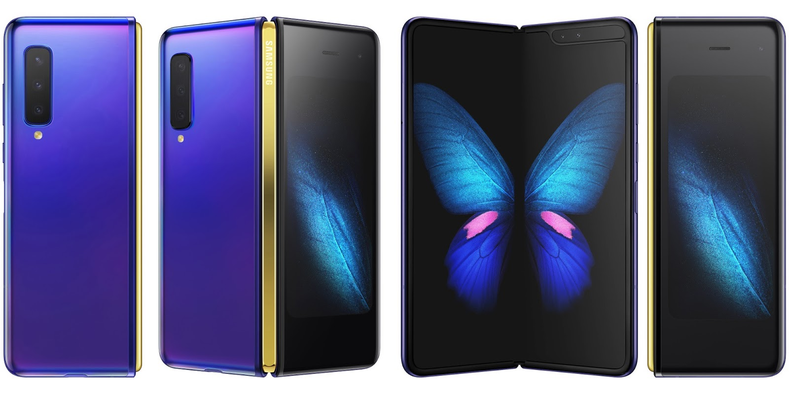 Samsung Galaxy Fold Full Specifications: With 12 GB RAM and Triple Rear Camera