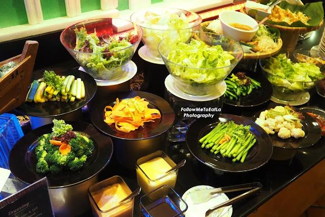 Chef Salad Bar