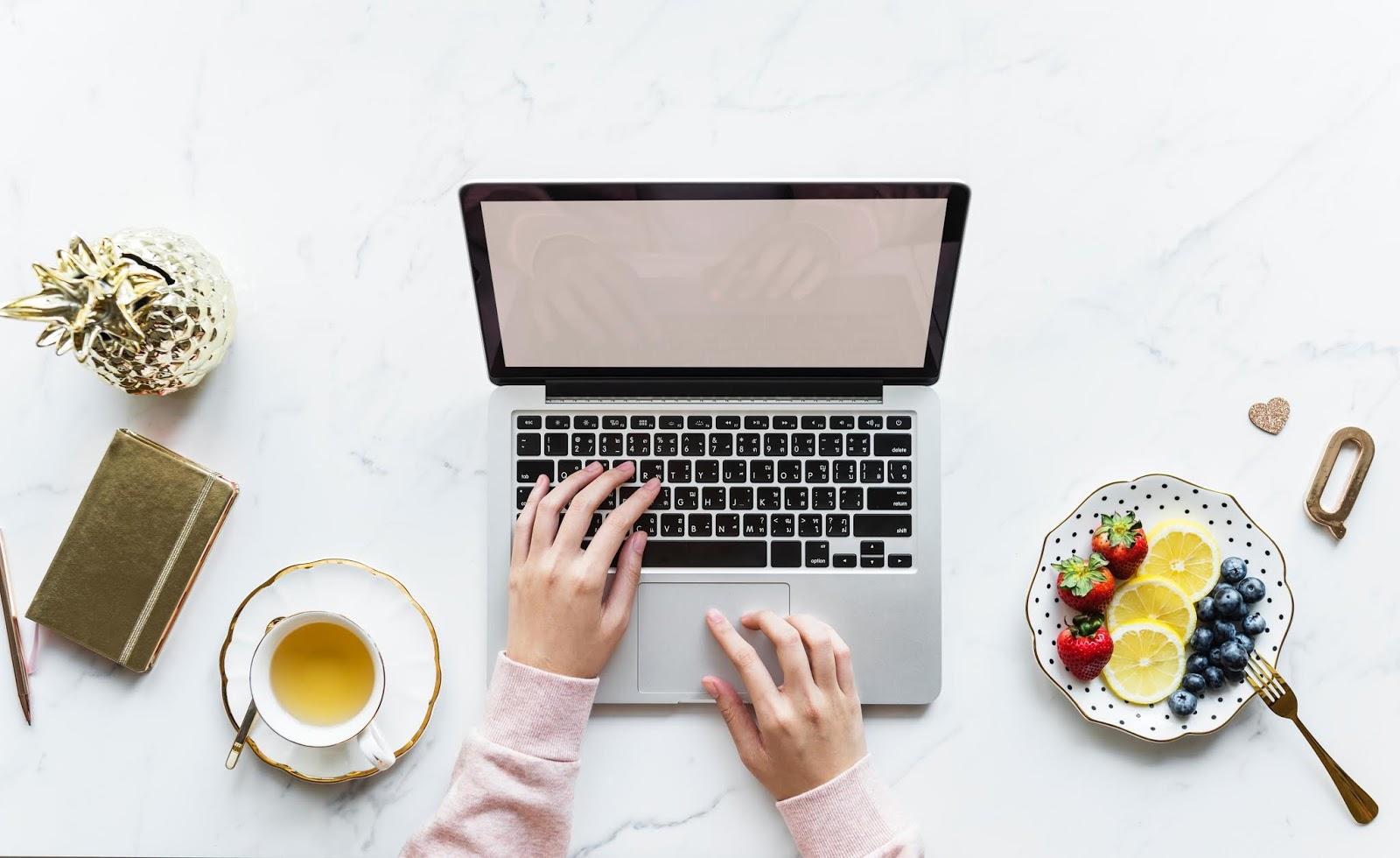 Come aprire un blog di cucina di successo
