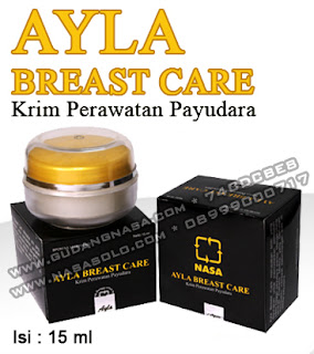 AYLA BREAST CARE NASA Rp.200.000,-