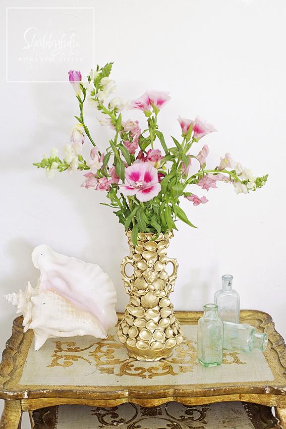 Seashell Vase Download Wallpaper Full Wallpapers