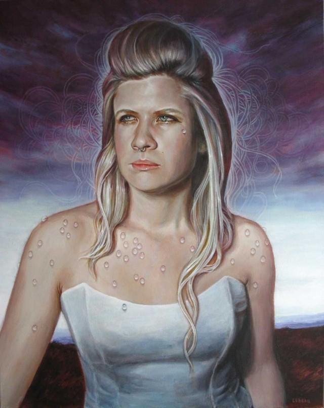 Портреты сильных женщин. Edith Lebeau 9