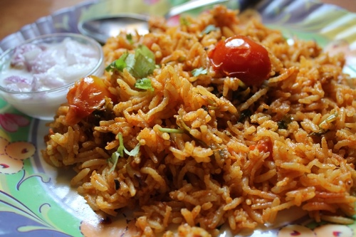 tomato rice recipe in tamil pdf free