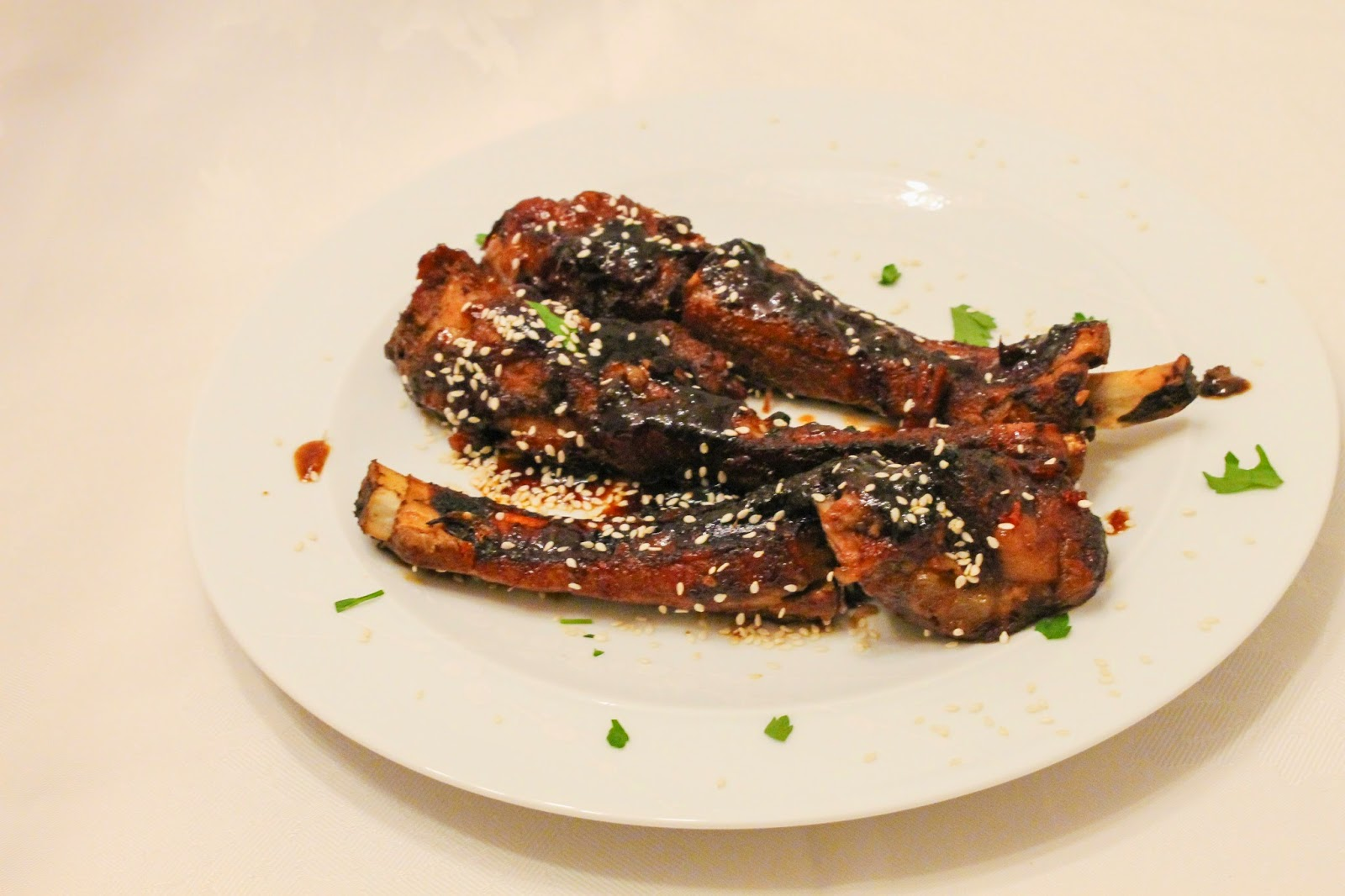 The bes pork ribs