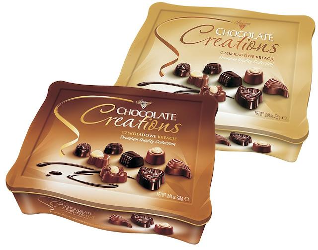 mẫu hộp chocolate tinh tế