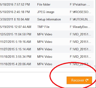 Software Recovery Data Terbaik EaseUS Data Recovery Professional