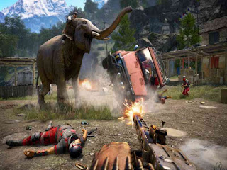 Far Cry 4 Game Download Highly Compressed