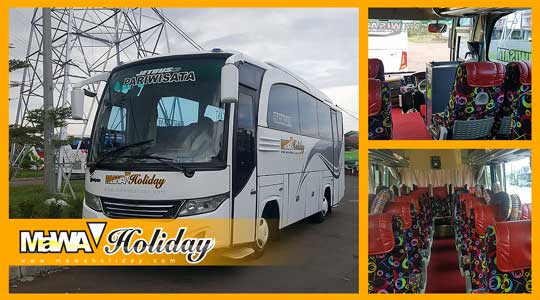 Sewa Bus Pariwisata Subang - Info Daftar PO Bus Pariwisata Subang