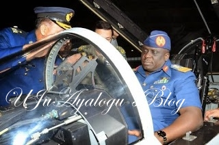 SHOCKER: 20 Exotic Cars, Big Mansion Belonging To Car Freak Jonathan's Ex-Air Chief's Son SEIZED ..Indeed, Nigeria Was Long DEAD