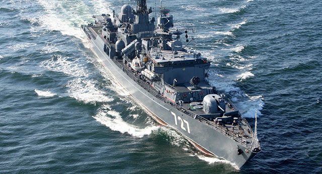 A Rússia está atualizando consideravelmente o poder de fogo de sua Frota Báltica com o acréscimo de navios de guerra armados com mísseis de longo alcance para se contrapor aos reforços da Otan na região
