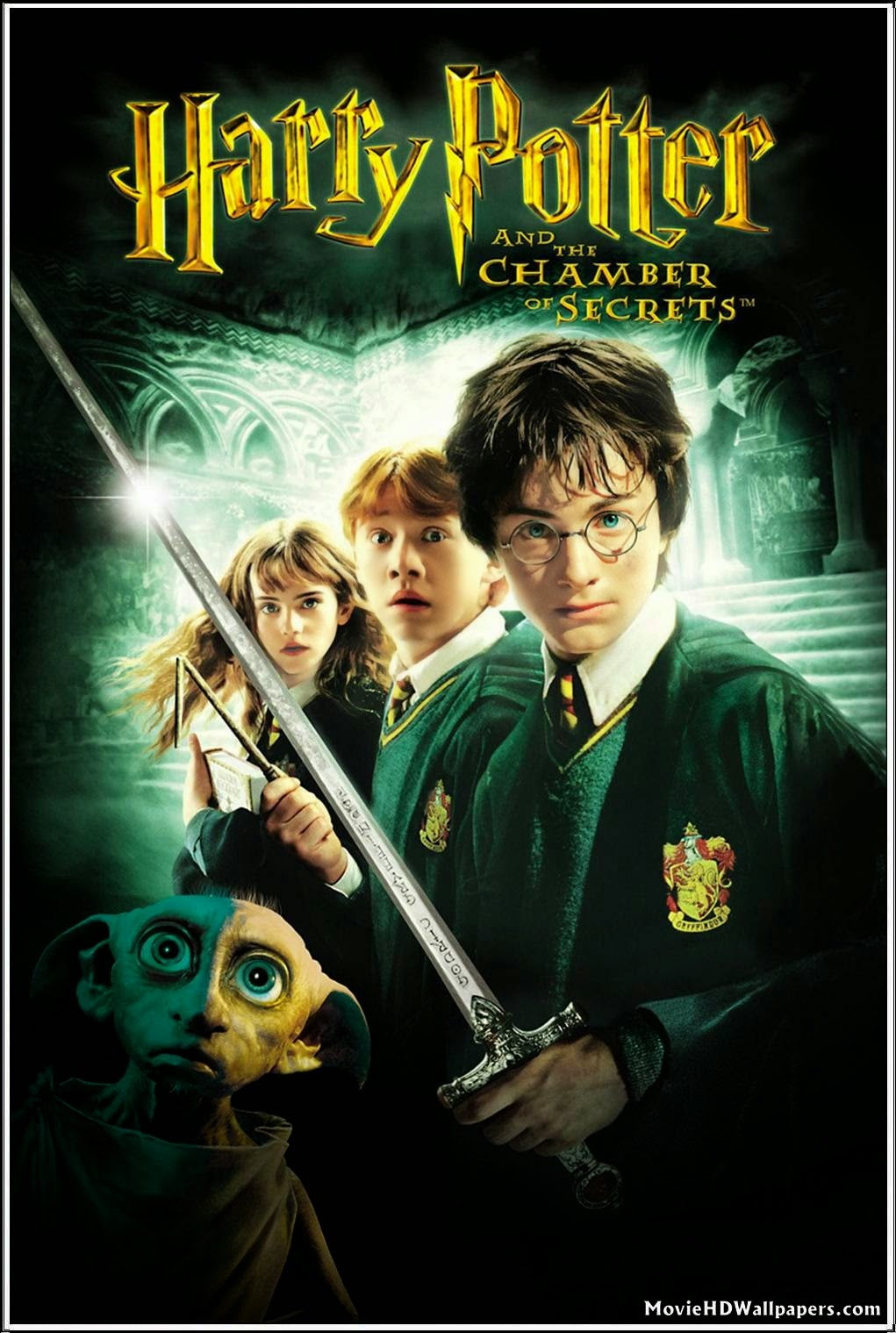 Watch Harry Potter and the Chamber of Secrets (2002) Full Movie Online For Free English Stream