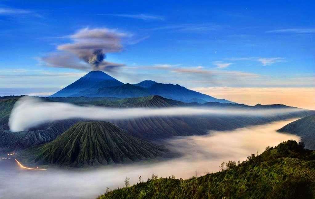 Mengapa Allah Menciptakan Gunung ?