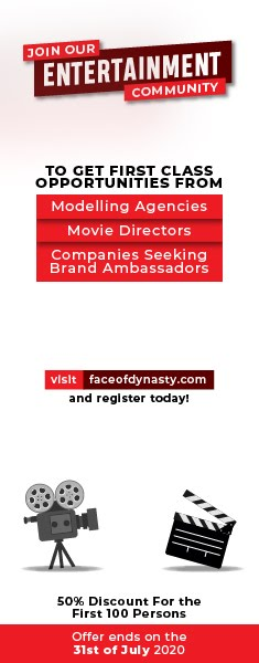 JOIN OUR COMMUNITY TO GET FIRST CLASS OPPORTUNITIES FROM - MODELING - MOVIE DIRECTOR - ACTING