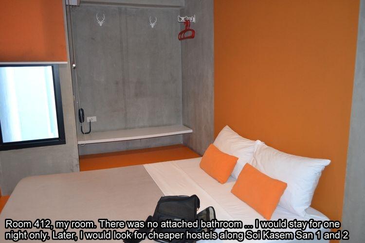 hostel life short note