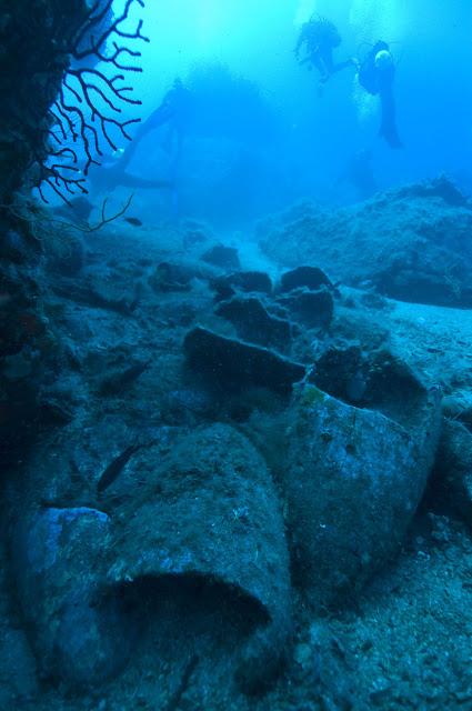 Θύελλες, πόλεμοι και ναυάγια – Θησαυροί από τη Σικελία