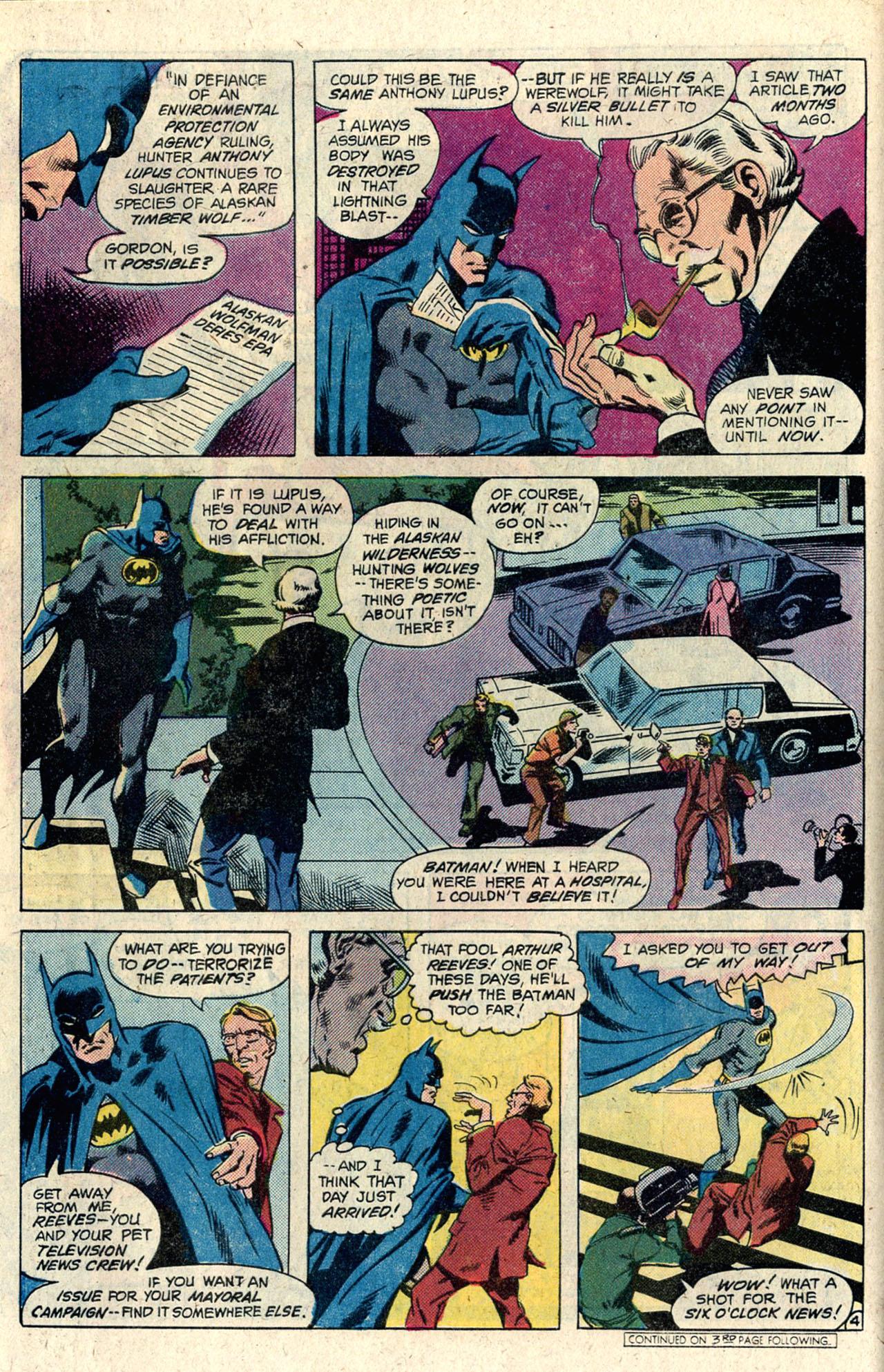 Detective Comics (1937) 505 Page 5