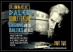 PETER CUSHING DR WHO FILMS