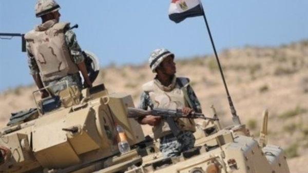البيان الثانى عشر للقوات المسلحة للعملية الشاملة سيناء 2018