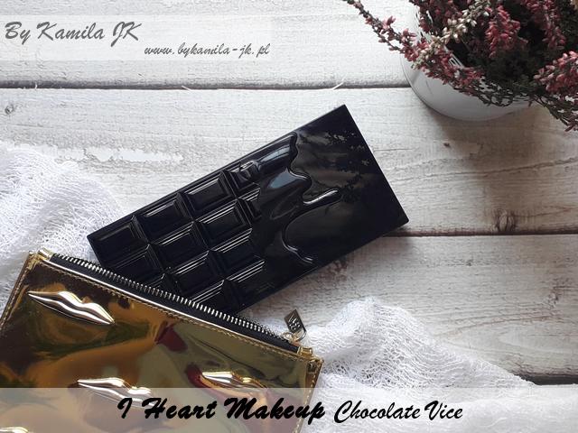 Makeup Revolution I Heart Makeup Chocolate Vice