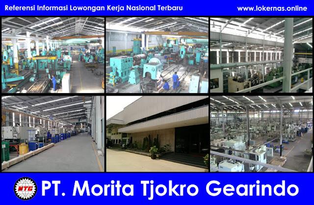 Peluang Kerja di PT Morita Tjokro Gearindo (Lulusan SMA/SMK/Setara)