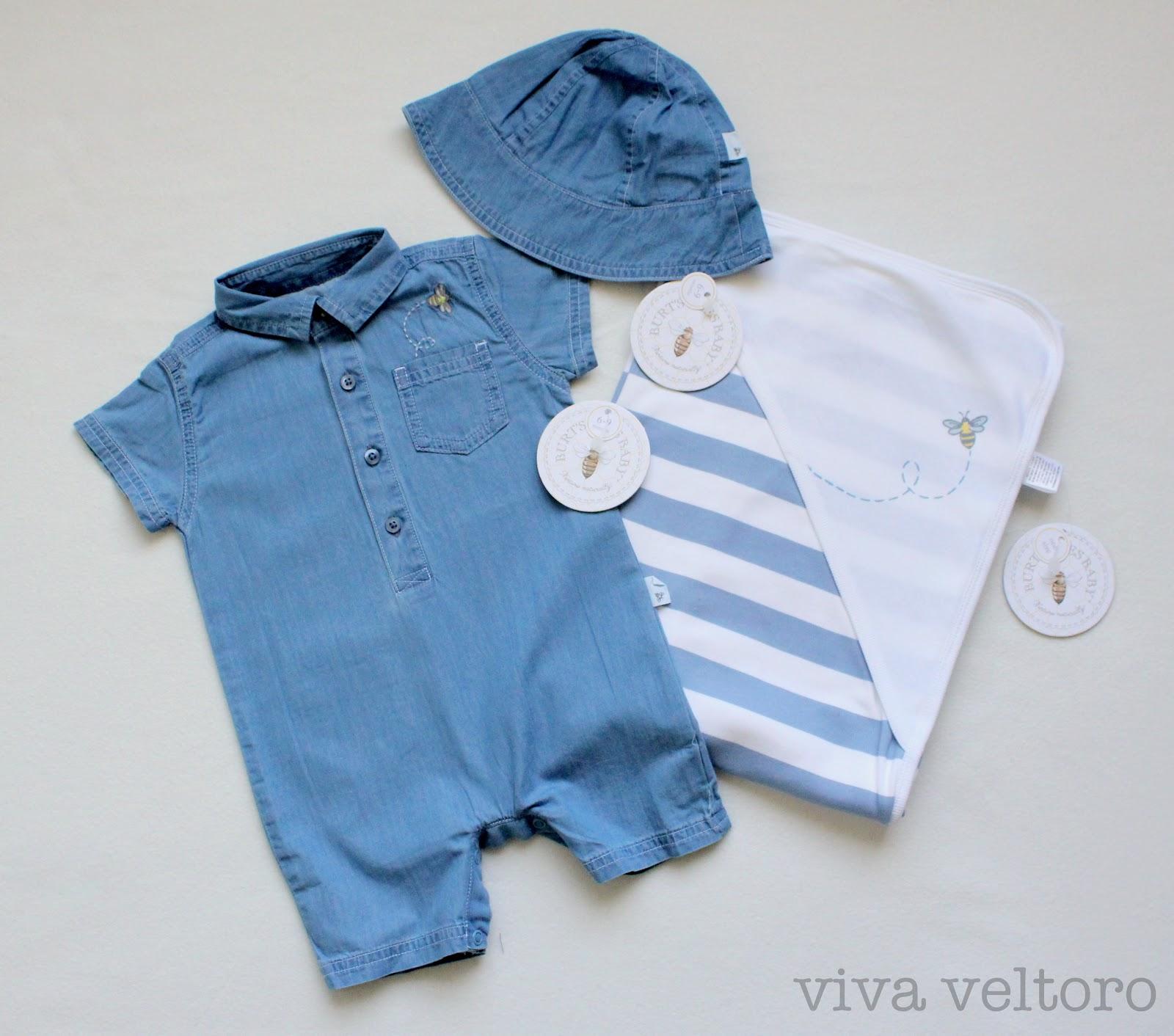 ad332cd46 Burt s Bees Baby Clothing Review - Viva Veltoro