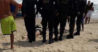 Aeronave cai na praia de Águas Belas, em Cascavel; uma pessoa morreu