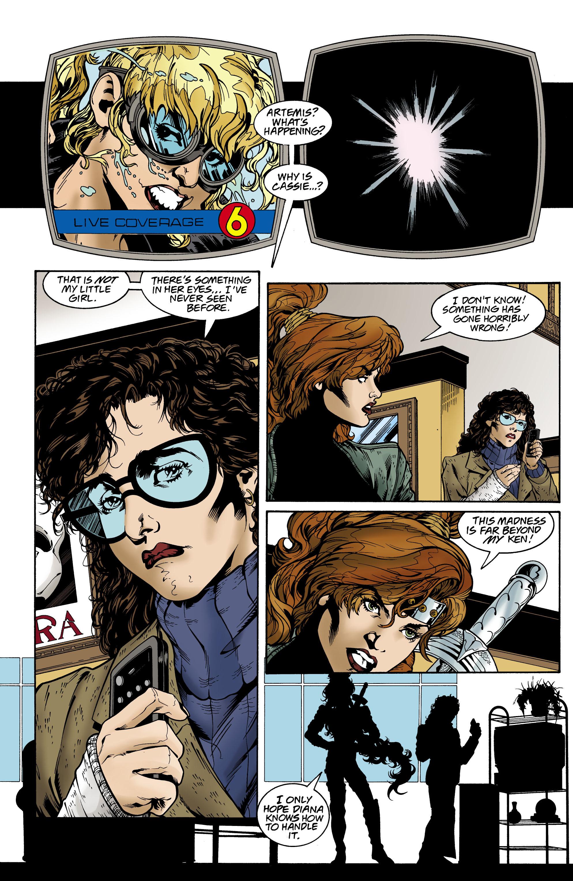 Read online Wonder Woman (1987) comic -  Issue #157 - 18