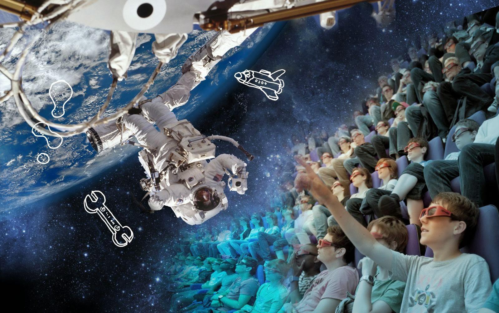 Misión Hubble.