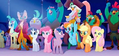 Lo más parecido a un viaje lisérgico: My Little Pony: La película