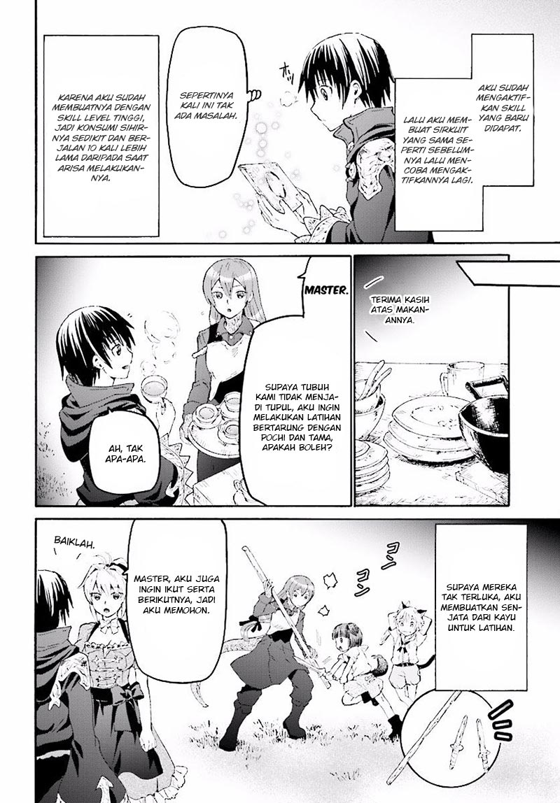 Manga Death March Chapter 32 Bahasa Indonesia