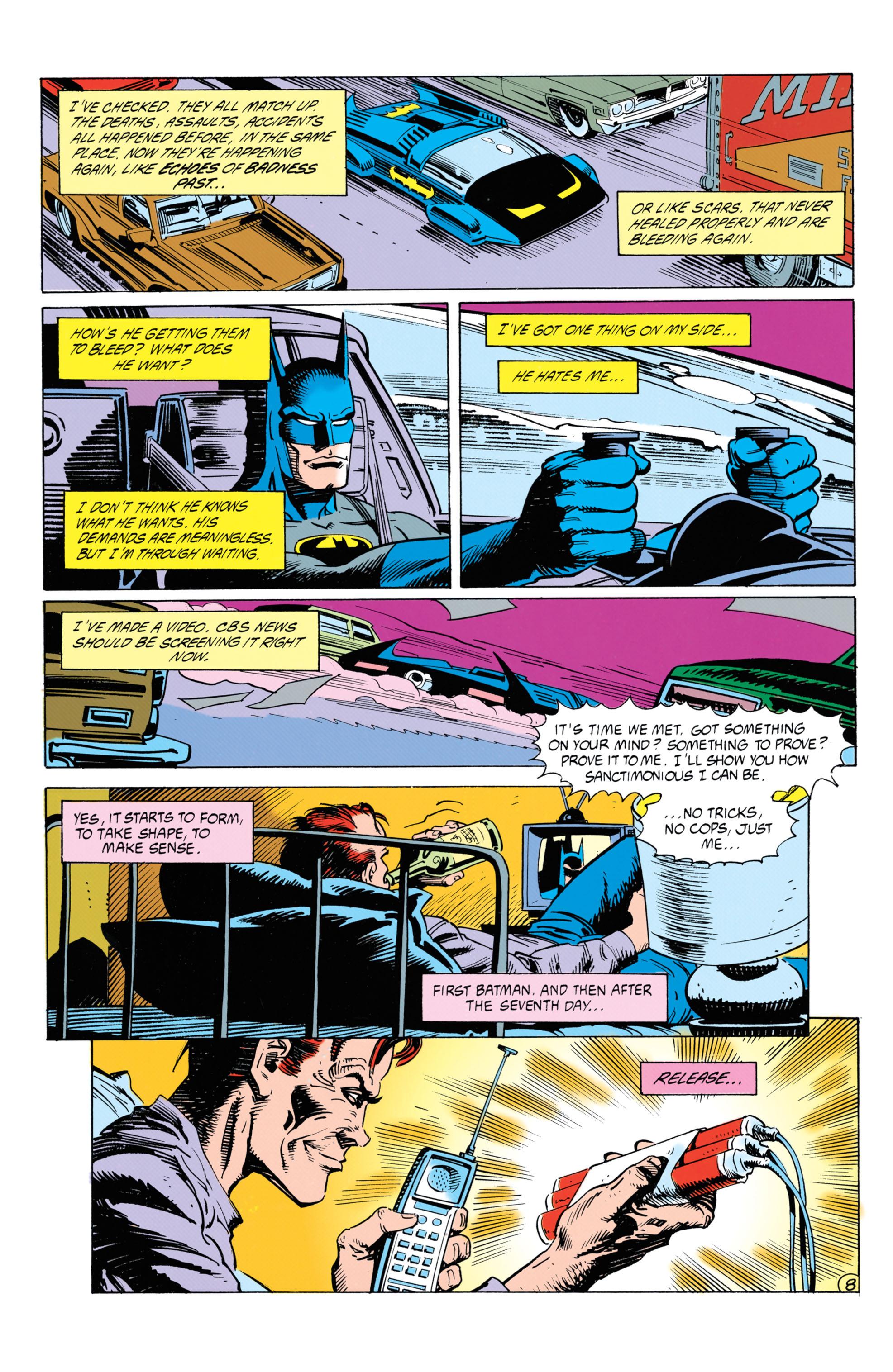 Detective Comics (1937) 629 Page 8