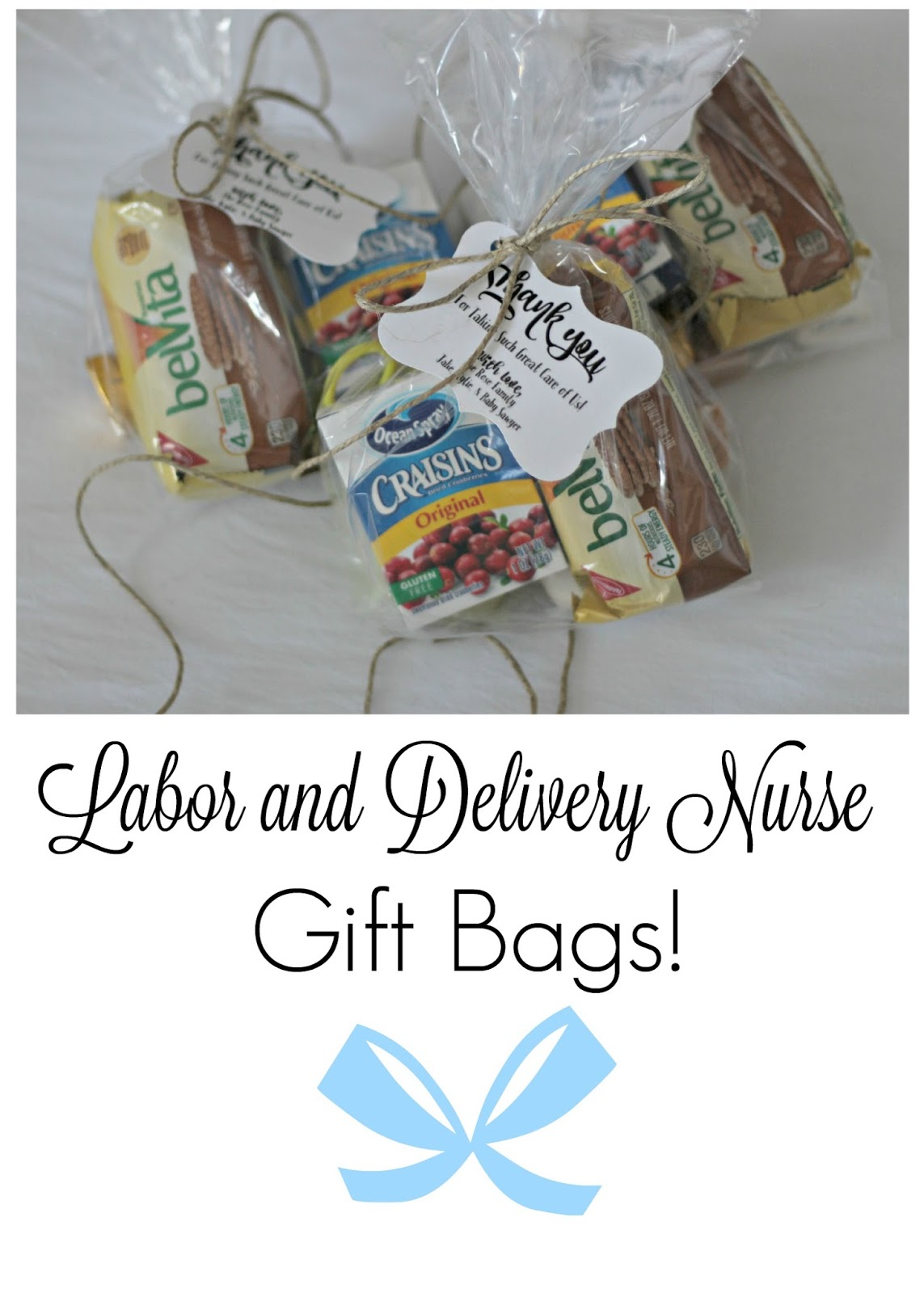 Rose Co Blog Labor Delivery Nurse Gift Bags
