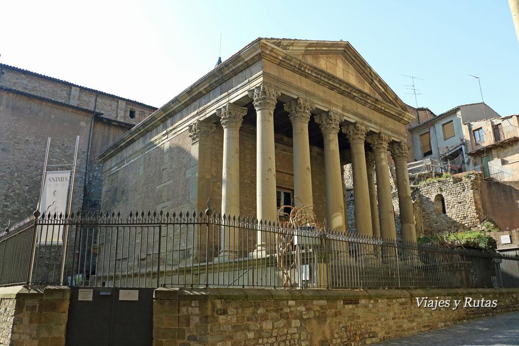 Templo romano de Vic