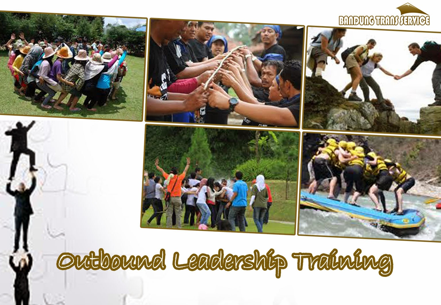 Outbound Leadership Training di Bandung