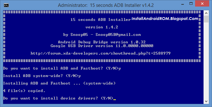 Download Best Android ADB Driver