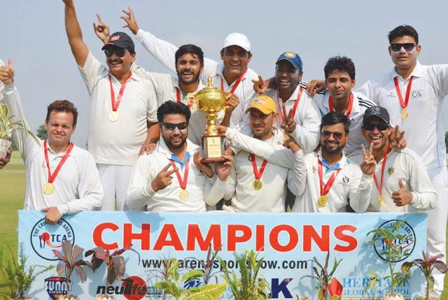Chairman -11 won TCA Cup