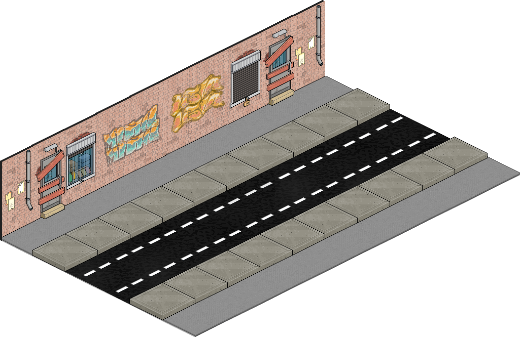 Calles salas Mpu habbo roleplay