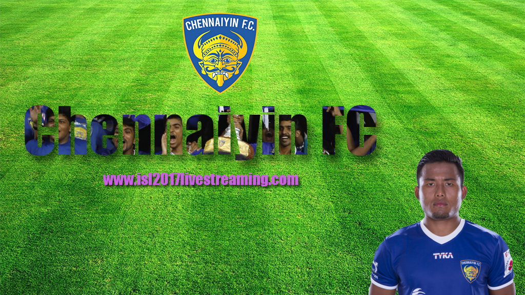 Chennaiyin FC 2017 squad team, Schedule, Jersey