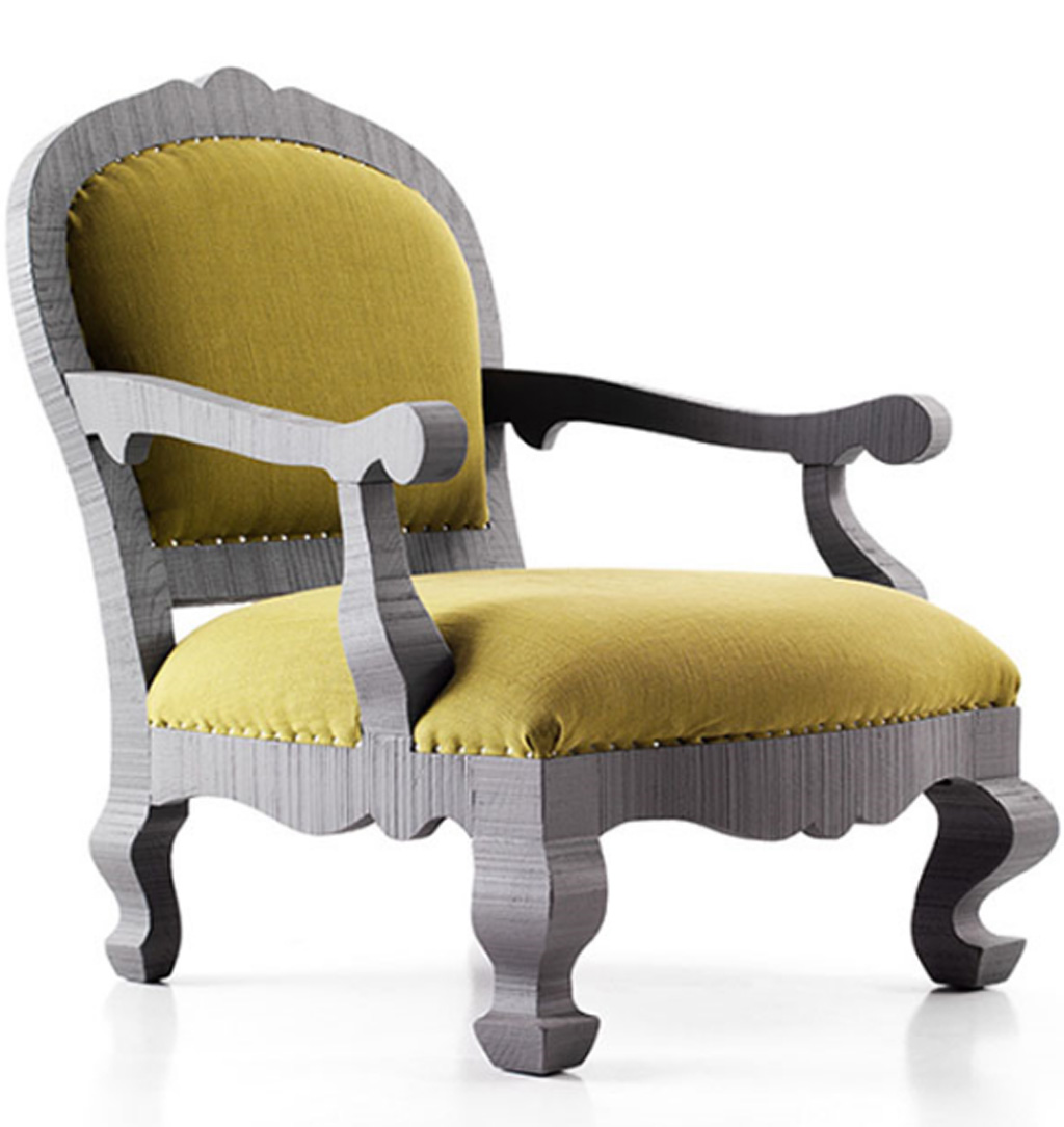 Vintage Looking Chairs: Retro Style Chairs