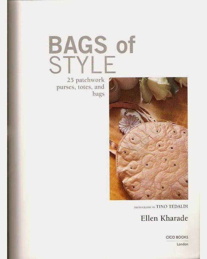 Сумки, косметички, кошельки в технике квилтинг 25 patchwork purses, totes, and bags