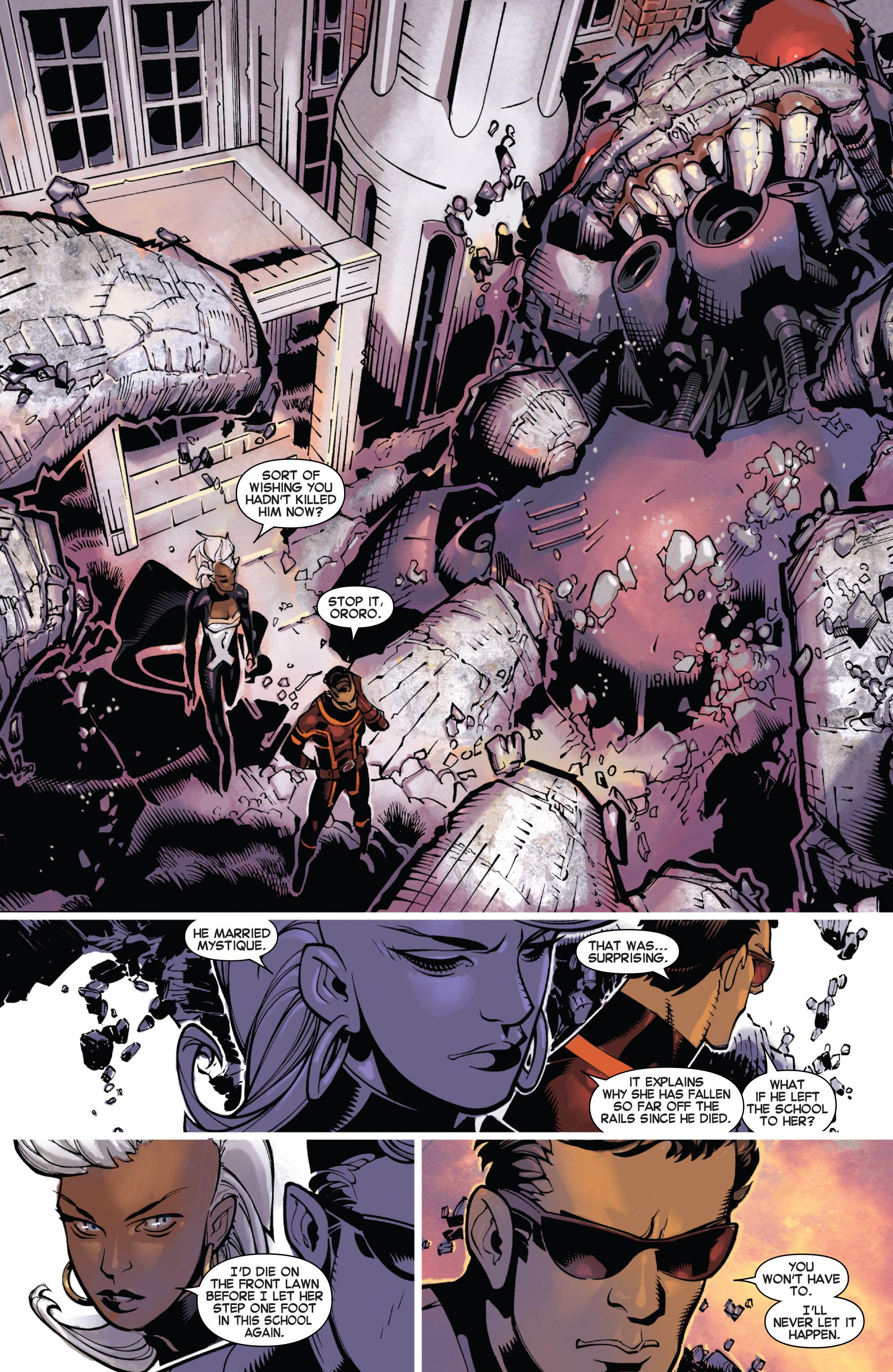 Read online Uncanny X-Men (2013) comic -  Issue #25 - 7