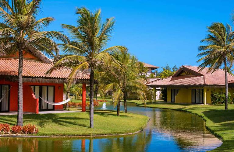 Traslado do hotel Vila Galé Cumbuco no Ceará
