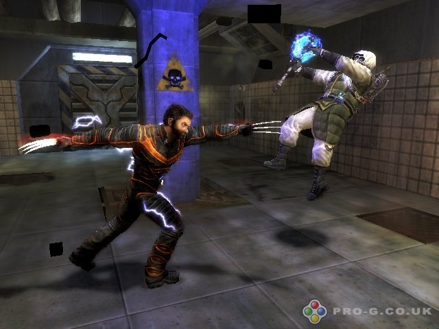 X Men Game 91