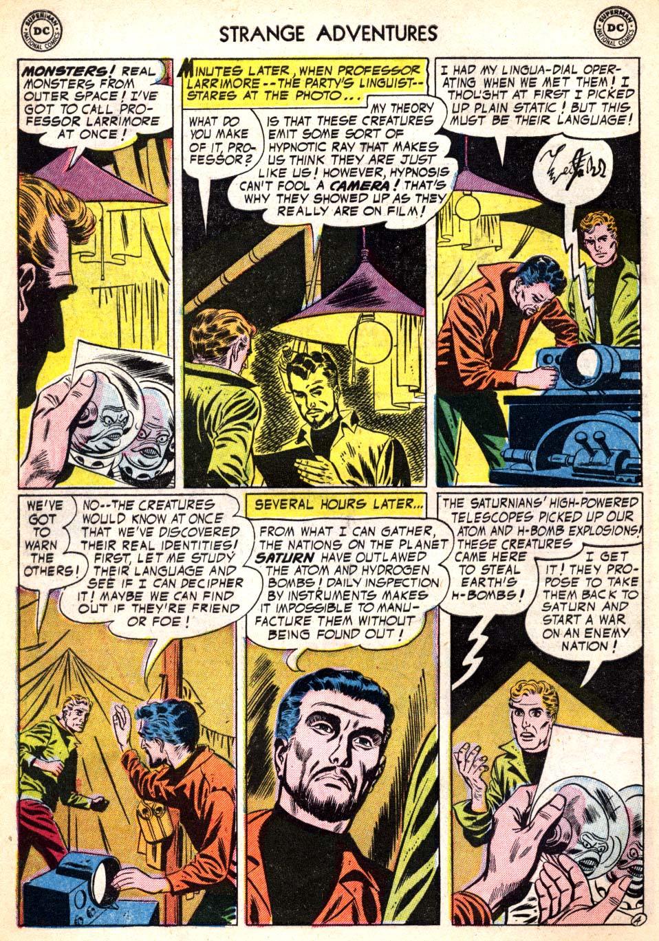 Strange Adventures (1950) issue 49 - Page 6