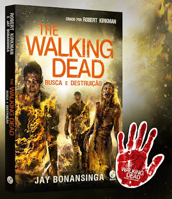 [Pré Venda] The Walking Dead - Busca e Destruição