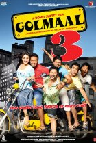 Bollywood comedy classic-Golmaal 3