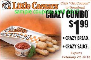 Little Caesars coupons april