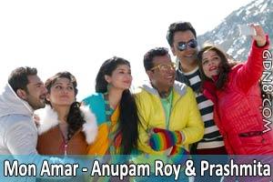 MON AMAR - Katmundu - Anupam Roy & Prashmita Paul